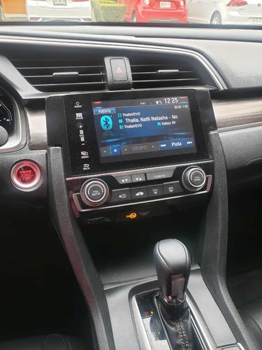 honda civic 1.5 turbo touring i-style cvt 2019