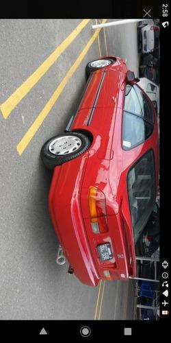 honda civic 1.6 coupe ex vti 1996