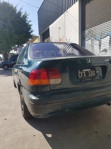 honda civic 1.6 ex 1998