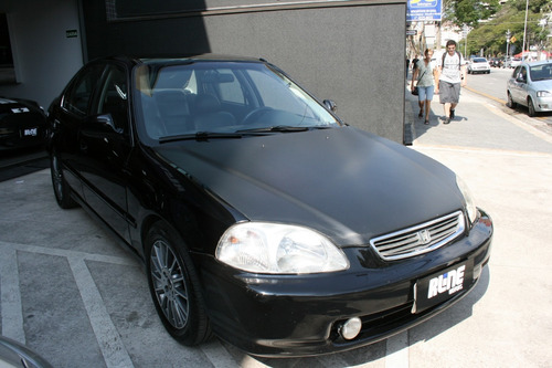 honda civic 1.6 ex aut 1998