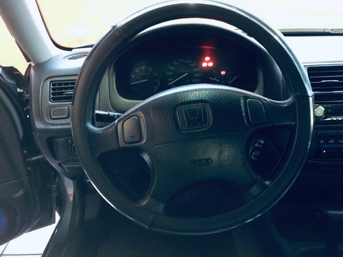 honda civic 1.6 ex automático 4 portas