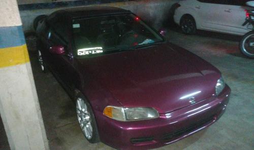honda civic 1.6 ex coupe 1994