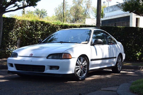 honda civic 1.6 ex coupe v-tec 1994 nafta 2 puertas 46655831