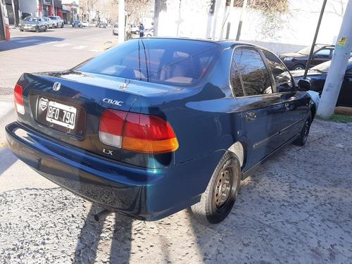 honda civic 1.6 lx at 1997