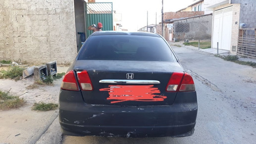 honda civic 1.7 2004