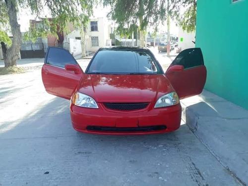 honda civic 1.7 coupe ex at 2001