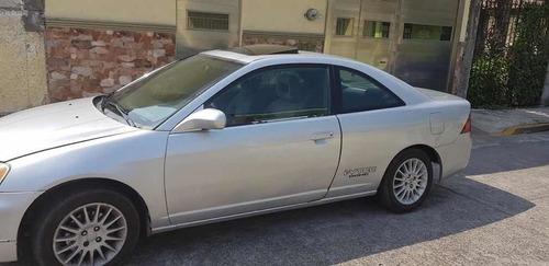 honda civic 1.7 coupe ex mt 2002