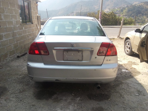 honda civic 1.7 ex at 2002