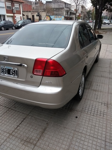 honda civic 1.7 ex at 2003