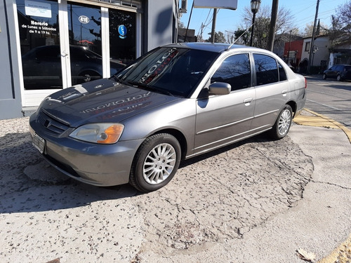 honda civic 1.7 ex at 2003 con gnc