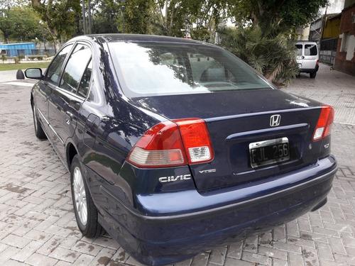 honda civic 1.7 ex at 2006