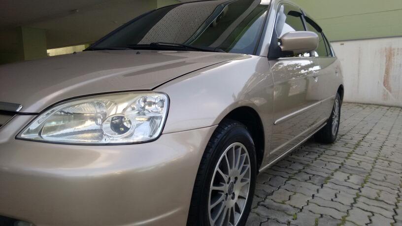 Honda Civic 1.7 Ex Aut. 4p 2002. Carregando Zoom.