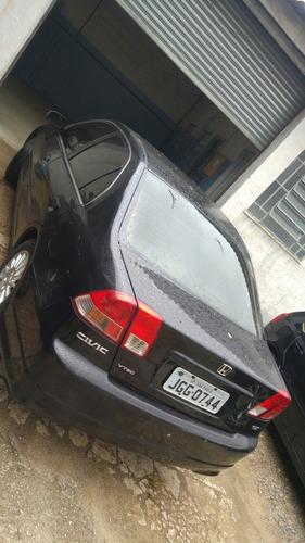 honda civic 1.7 ex aut. 4p 2004