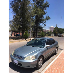 Honda Civic 1.7 Ex Mt 1999