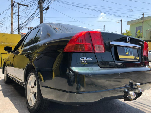 honda civic 1.7 lx aut. 4p - 2002