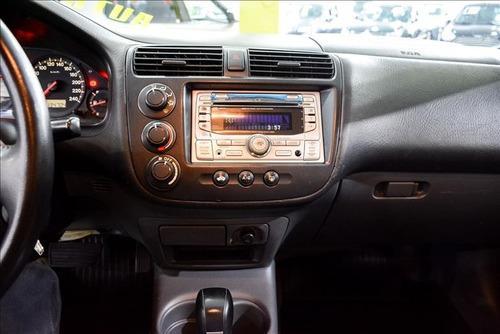 honda civic 1.7 lxl aut. 2006 aceito troca e financio