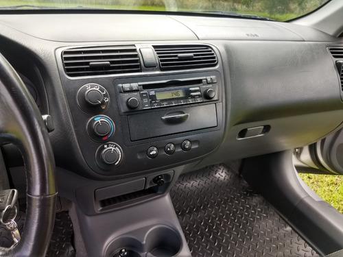 honda civic 1.7 lxl aut. 4p 115 hp