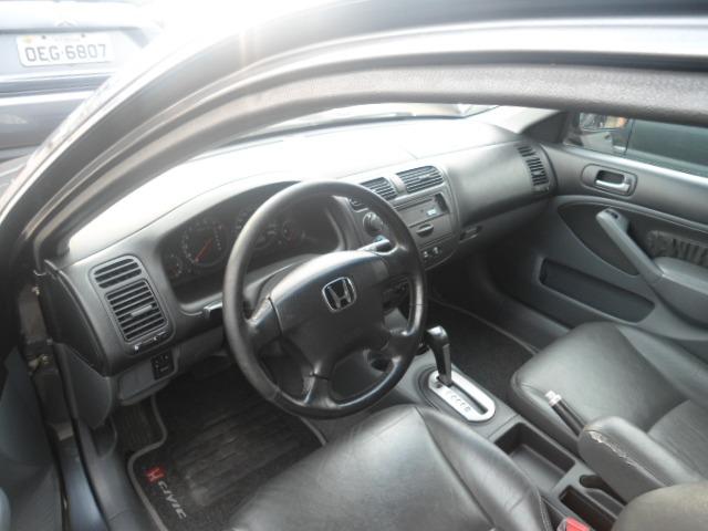 Honda Civic 1.7 Lxl Aut. 4p 115hp 2005