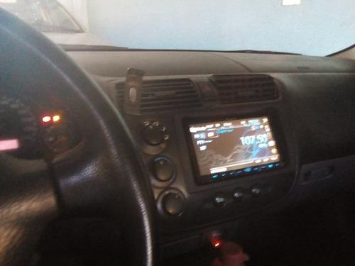 honda civic 1.7 lxl aut. 4p 130 hp