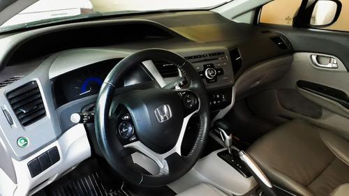 honda civic 1.8 - 2012 - automático