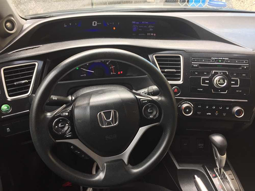 honda civic 1.8 coupe ex at 2014