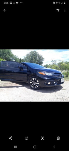 honda civic 1.8 coupe ex at 2014
