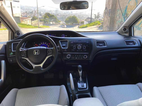 honda civic 1.8 coupe ex at 2015