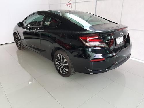 honda civic 1.8 coupe ex at 2015