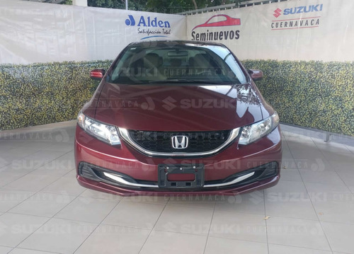 honda civic 1.8 ex at 2015