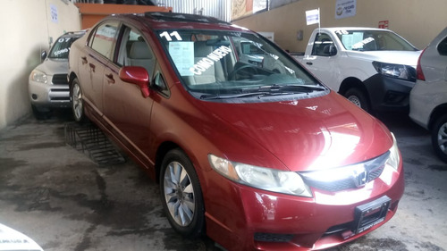 honda civic 1.8 exl at 2011