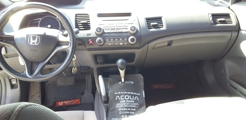 honda civic 1.8 exs aut 2010 unico dueño serv oficiales!!