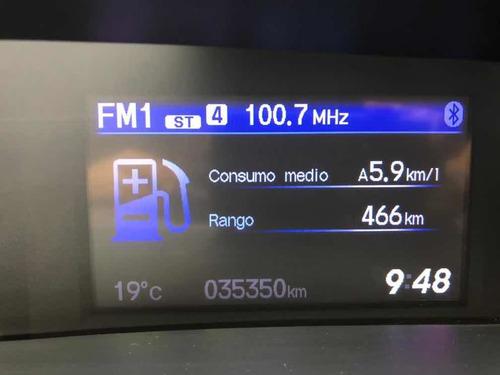honda civic 1.8 exs aut primer dueño serv. of. 35 mil km!!!
