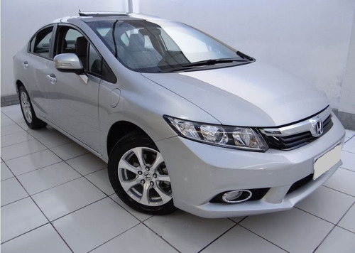 honda civic 1.8 flex 4 portas