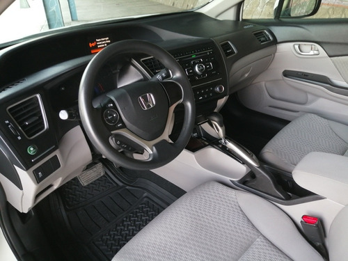 honda civic 1.8 lx at 2015
