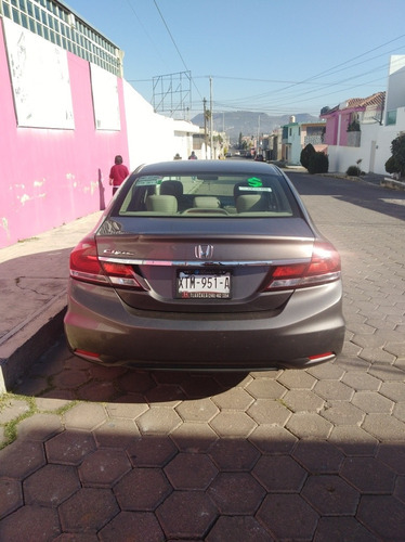 honda civic 1.8 lx sedan 5vel mt 2013
