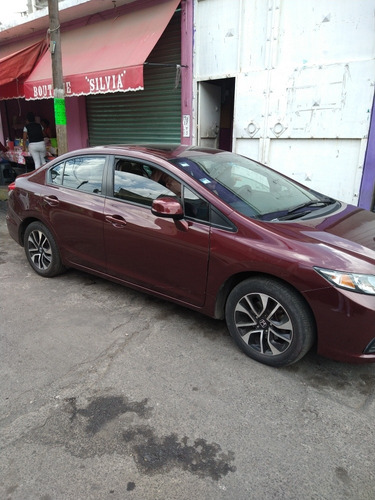 honda civic 1.8 lx sedan . at 2013