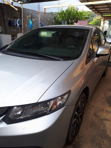 honda civic 1.8 lx sedan . at 2013