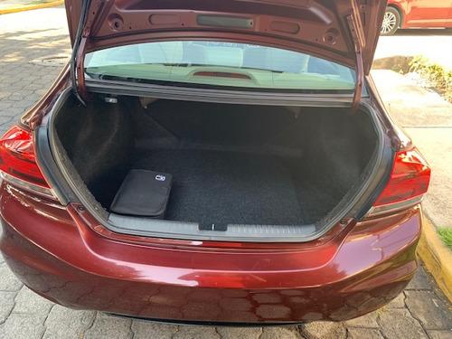 honda civic 1.8 lx sedan . at unico dueño excelente