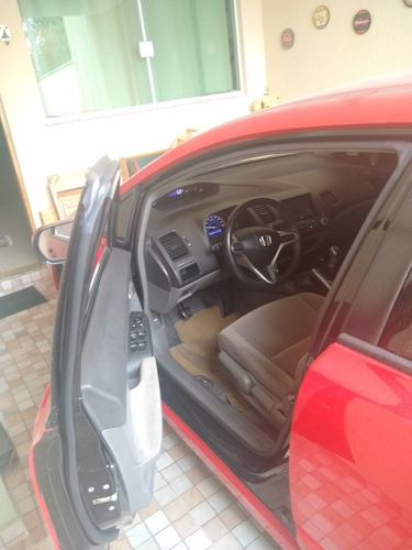 honda civic 1.8 lxl flex 4p 2011