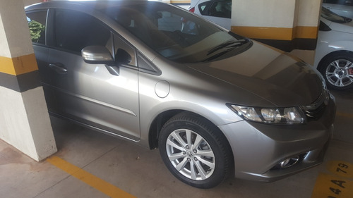 honda civic 1.8 lxl flex aut. 4p 2012