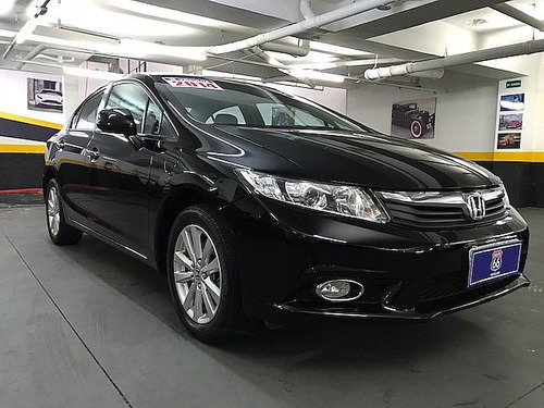 honda civic 1.8 lxs 16v 2014