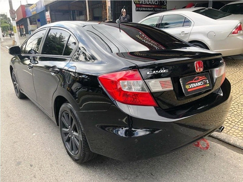 honda civic 1.8 lxs 16v flex 4p manual - venancioscar