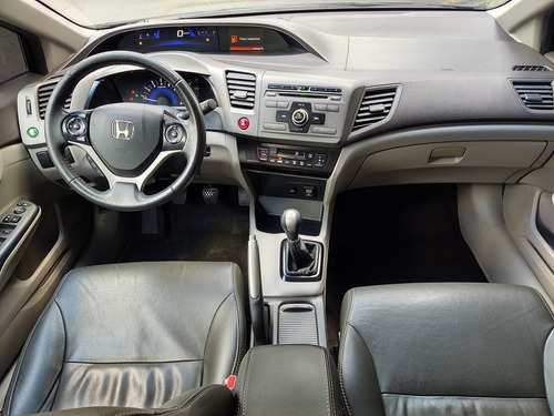 honda civic 1.8 lxs 16v flex manual 2014