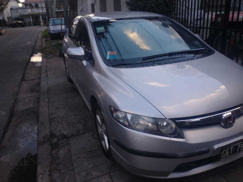 honda civic 1.8 lxs 2007