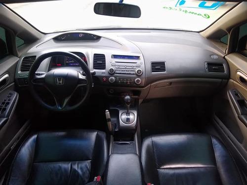 honda civic 1.8 lxs aut. 2007 - completo