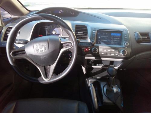 honda civic 1.8 lxs aut. 4p 2007 muito novo!