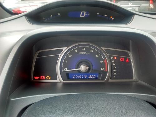honda civic 1.8 lxs  aut. 4p 2008