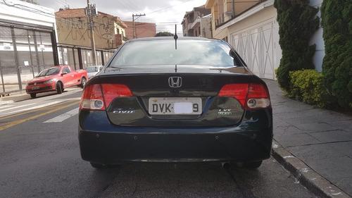 honda civic 1.8 lxs aut. flex 2010 completo