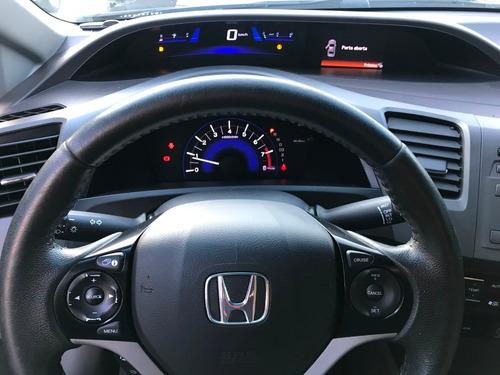 honda civic 1.8 lxs automático 2014