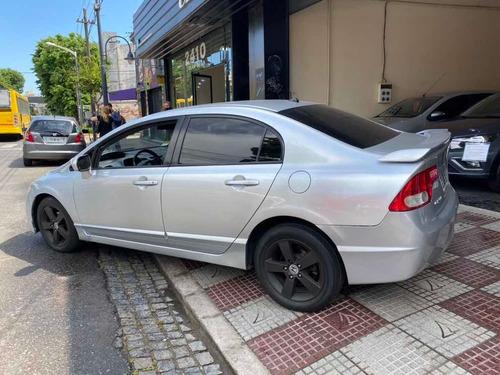 honda civic 1.8 lxs automatico año 2008 auto classic